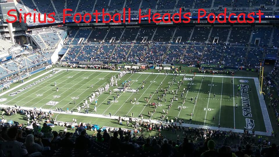 Sirius Football Heads Podcast